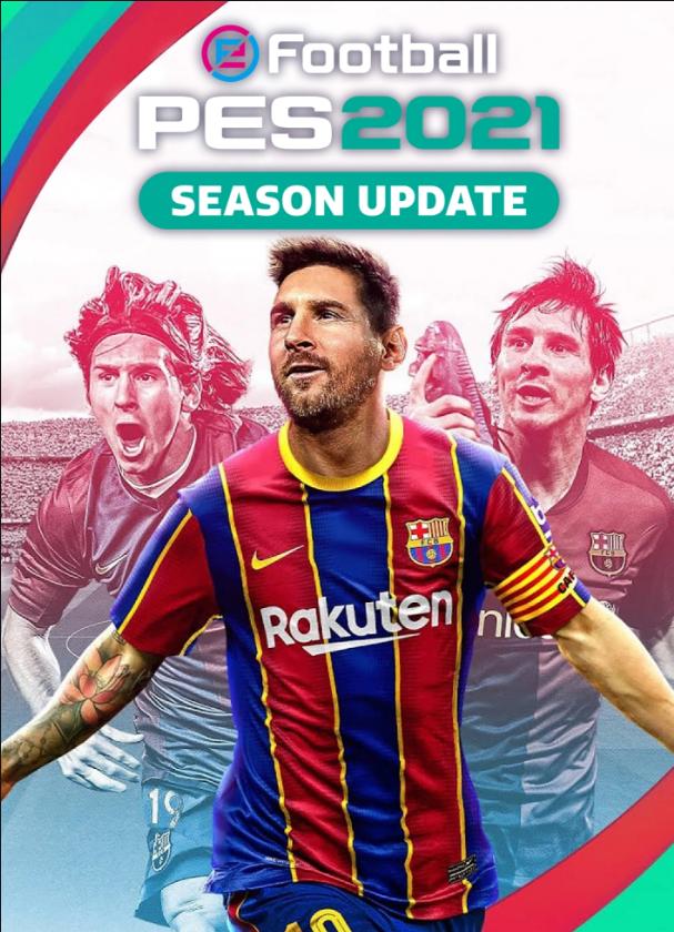 eFootball PES 2021 Season Update Steam CD Key Global