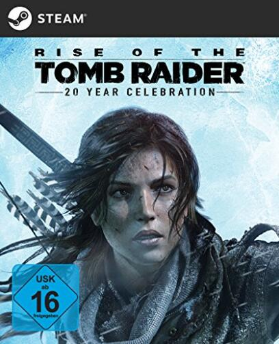 Rise Of The Tomb Raider 20 Year Celebration Steam CD Key