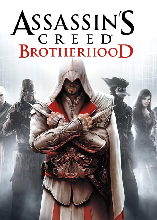 Assassins Creed Brotherhood Uplay CD Key