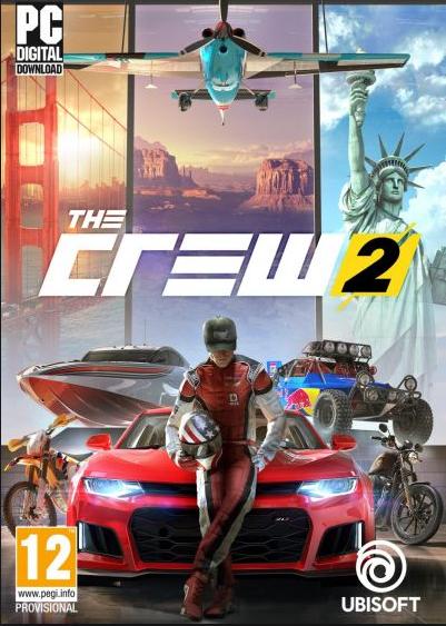 The Crew 2 Uplay CD Key EU
