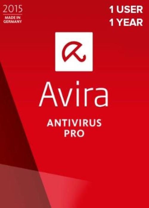 Avira Optimization Suite 1 PC 1 YEAR Global