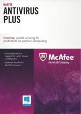 McAfee Antivirus 1 PC 1 YEAR Global