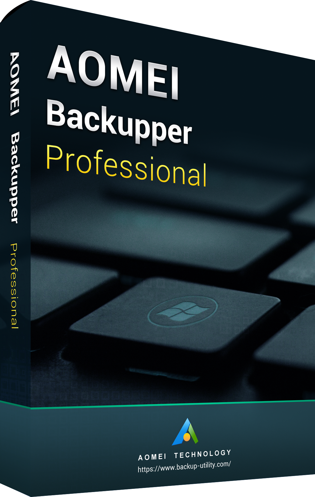 AOMEI Backupper Professional 5.7 Edition Key Global