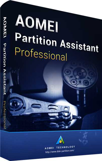 AOMEI Partition Assistant Professiona 8.6 Edition Key Global