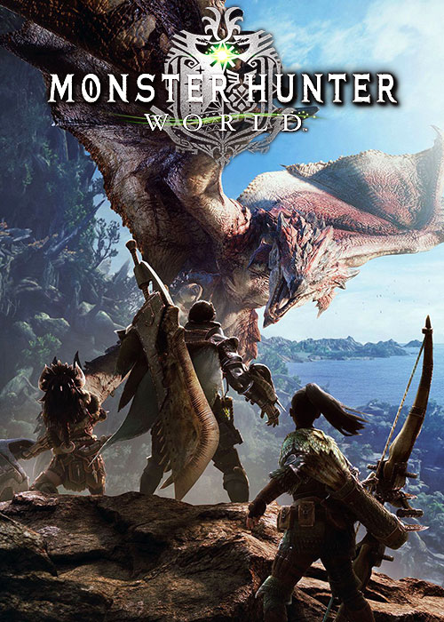Monster Hunter: World Steam CD Key EU