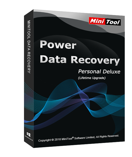 MiniTool Power Data Recovery Personal Deluxe CD Key Global