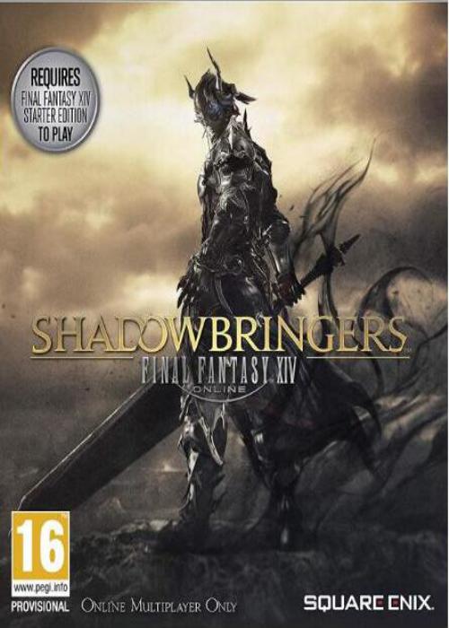 Final Fantasy XIV Shadowbringers CD Key EU