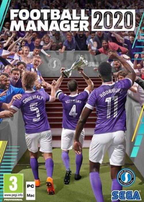 Football Manager 2020 Steam CD Key EU