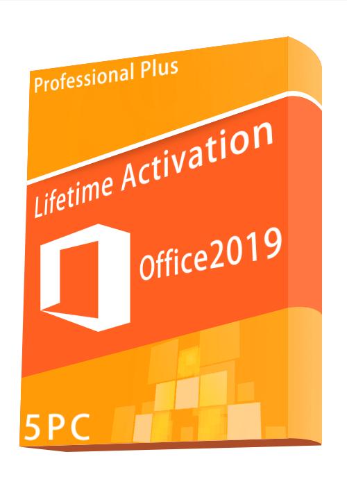 Office2019 Professional Plus CD Key Global (5PC)