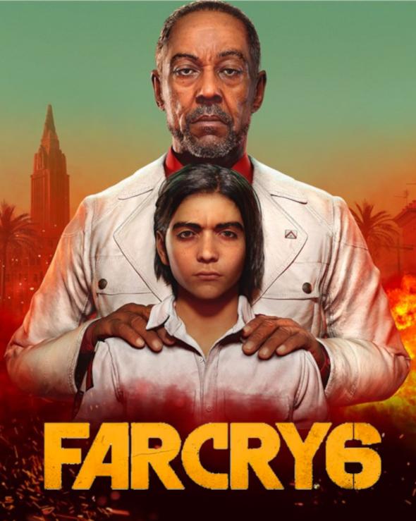 Far Cry 6 Uplay CD Key EU