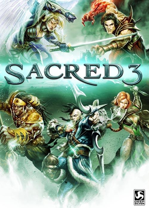Sacred 3 Steam CD Key