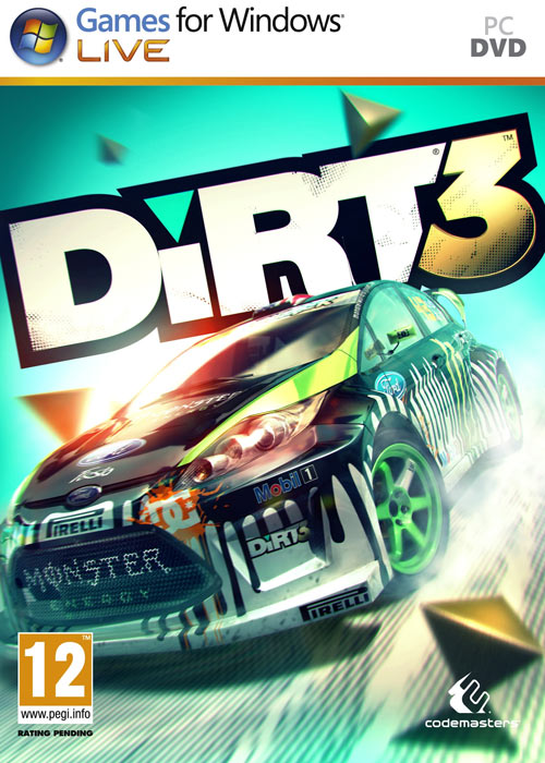 Dirt 3 Steam CD Key