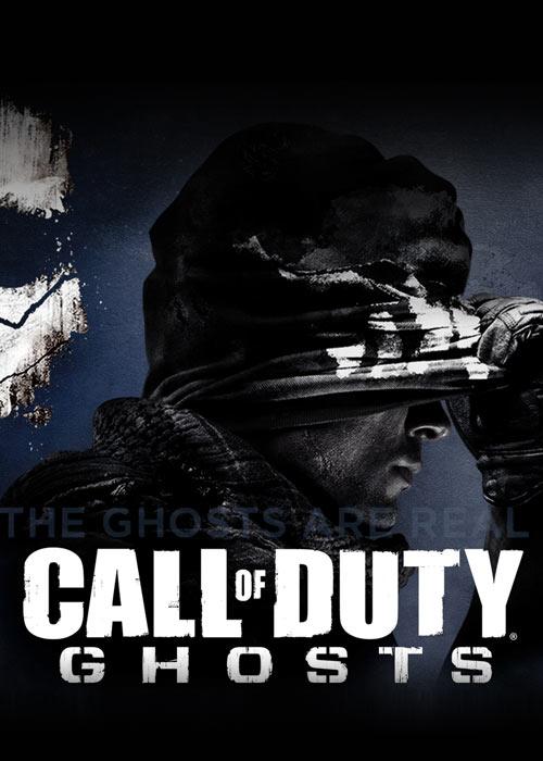 Call of Duty Ghosts Steam CD Key