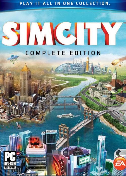 SimCity Complete Edition Origin CD Key