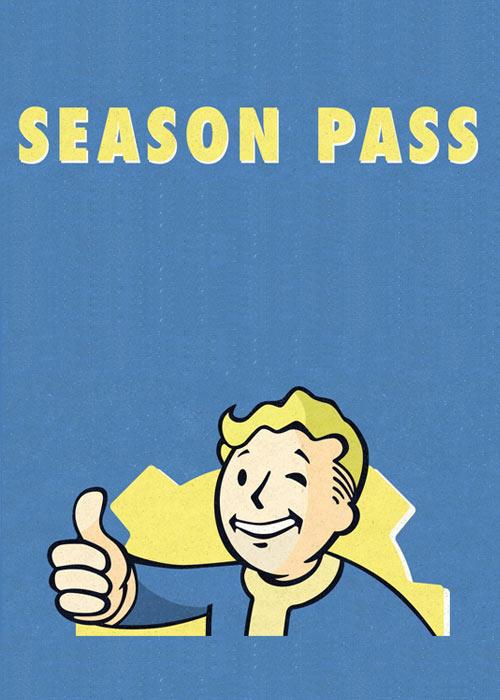 Fallout 4 Season Pass Steam CD Key